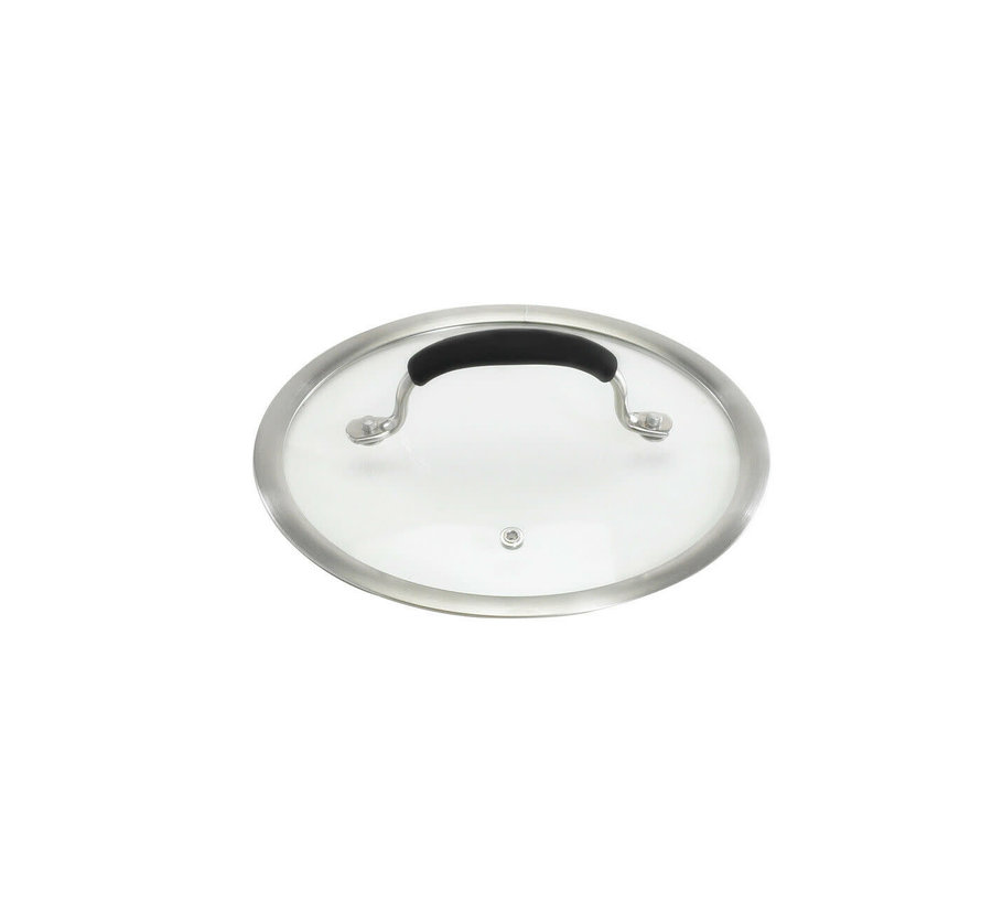 Tempered Glass Lid - 6""