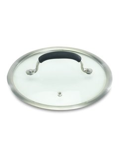 "Nordic Ware 8"" Tempered Glass Lid"