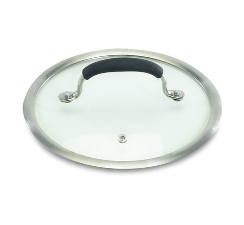 """Nordic Ware 8"""" Tempered Glass Lid"""