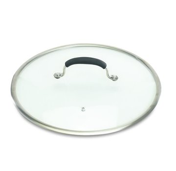 """Nordic Ware 12"""" Tempered Glass Lid"""