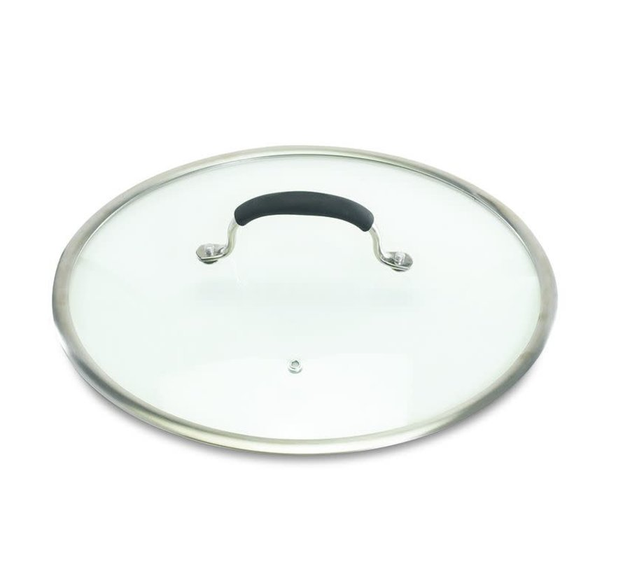 """12"""" Tempered Glass Lid"""