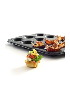 Norpro 12 Hole Mini Muffin, Non-Stick