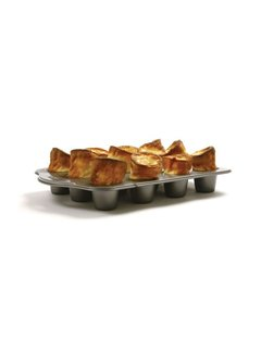 Norpro 12 Mini Popover Pan, Non-Stick