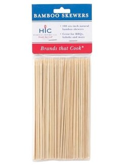 Harold Import Company Inc. Bamboo Skewers  6""
