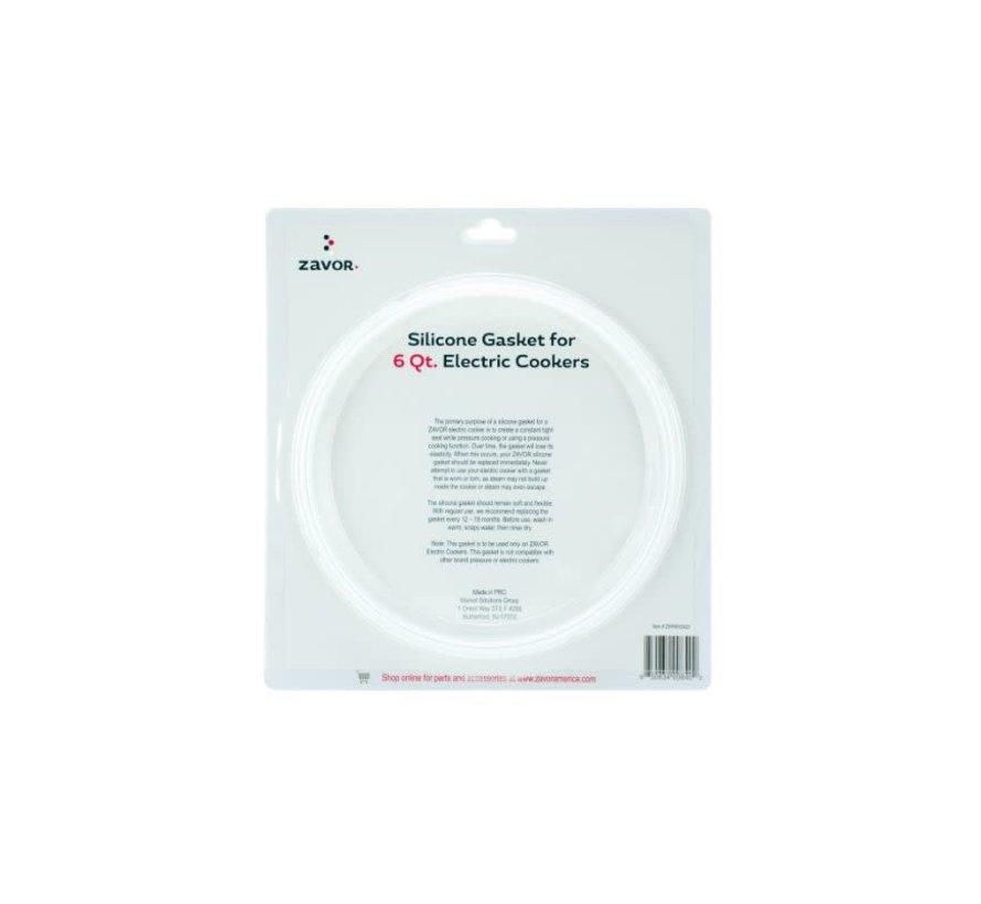 Silicone Gasket 6 Qt. Electric Multicooker