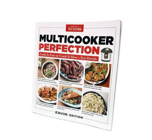 Zavor Multicooker Perfection Zavor Edition Cookbook