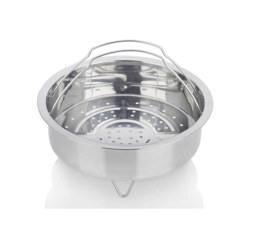 Steamer Basket For 6 Qt & Larger Pressure Cookers