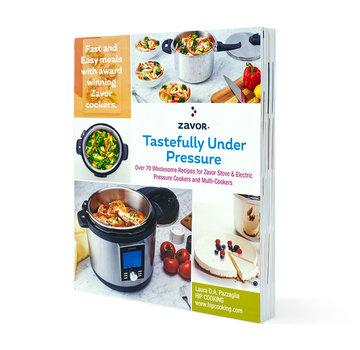 Zavor Tastefully Under Pressure Cookook