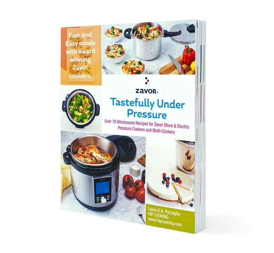 Tastefully Under Pressure Cookook