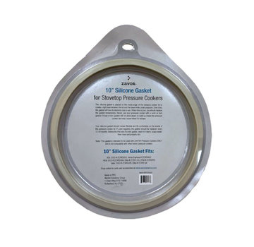 """Zavor 10"""" Replacement Gasket For 8.4 & 10 Qt. Pressure Cookers"""