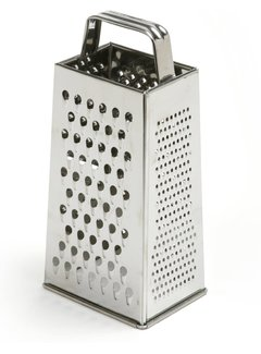 Norpro S/S Box Grater 8.25""