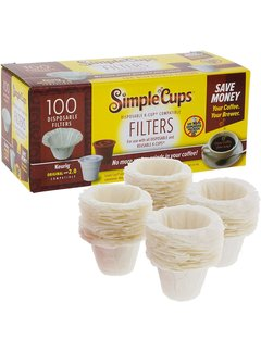 Simple Cup K-Cup Filters 100 CT