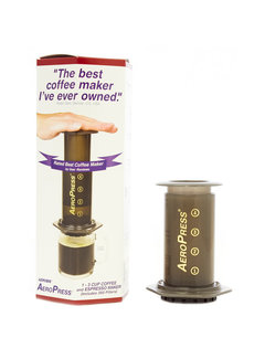 AeroPress 1-3 Cup Coffee and Espresso Maker