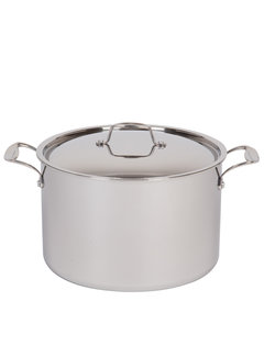 Cameron Stock Pot 12 Qt. Tri-ply