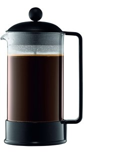 Bodum Brazil French Press, 8 Cup 1.0 L, 34 Oz.