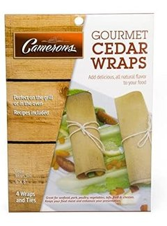 Cameron Gourmet Cedar Wraps