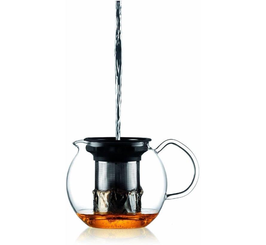 Assam Tea Press W/SS Filter, 34 oz.