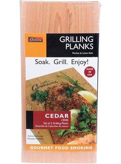 Cameron Cedar Grilling Planks 2 Pc.