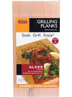 Cameron Alder Grilling Planks 2 Pc.