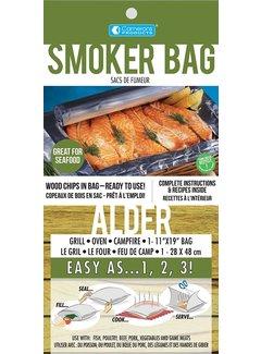 Cameron Smoker Bags - Alder Wood