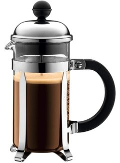Bodum Chambord French Press, 3 Cup 0.35 L, 12 Oz.