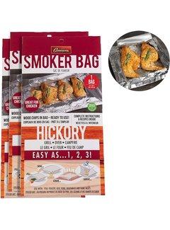 Cameron Smoker Bags - Hickory Wood