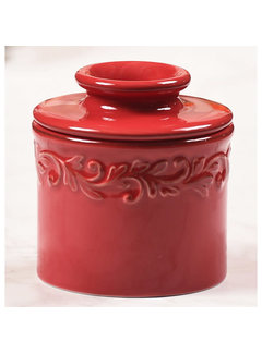 L. Tremain Antique Butter Bell® Rouge Red