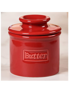 L. Tremain Butter Bell® Retro Marachino Red
