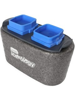 Dexas Ice•ology 2 Count Sphere Tray