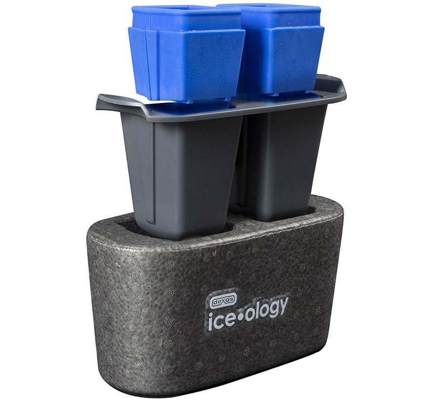 Ice•ology 2 Count Sphere Tray
