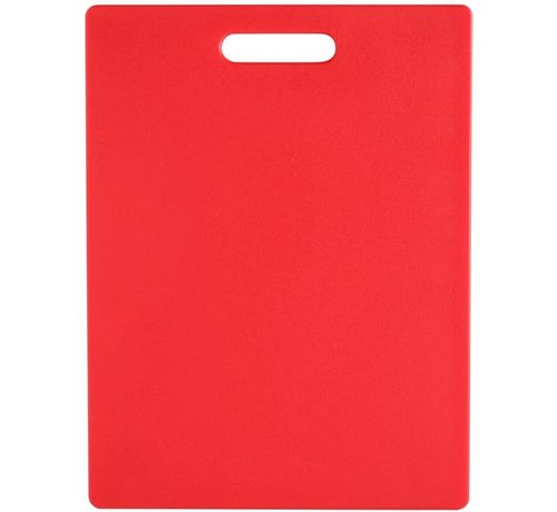 "Dexas Jelli Board -  8.5""X11""  Red"
