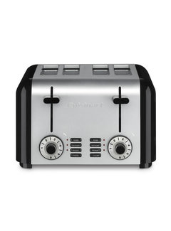 Cuisinart 4-Slice Brushed Stainless Hybrid Toaster
