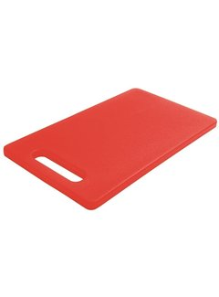 "Dexas Jelli Bar Board - 6""x10"" Red"