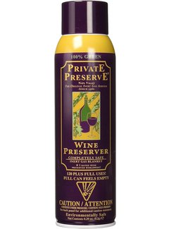 True Private Preserve® Wine Preserve