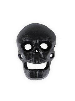 True Brands Foster & Rye Wall Mounted Skull Bottle Opener