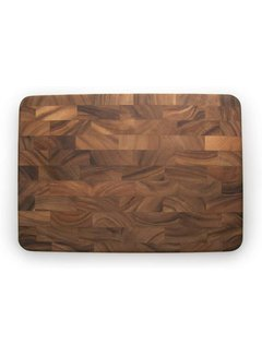 "Fox Run Ironwood Charleston End Grain Prep Station 20""X14""X1.25"""