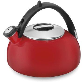 Cuisinart Peak™ 2 Qt. Tea Kettle-Red