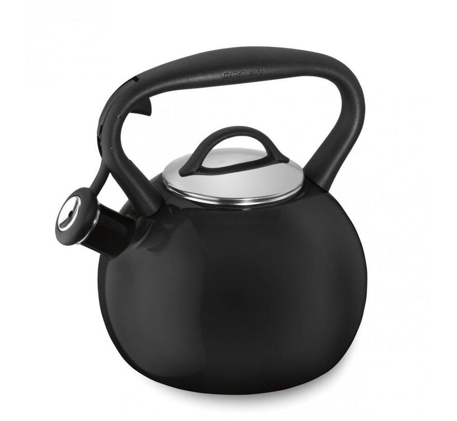 Valor™ 2 Qt. Tea Kettle-Black