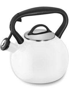 Cuisinart Valor™ 2 Qt. Tea Kettle-White