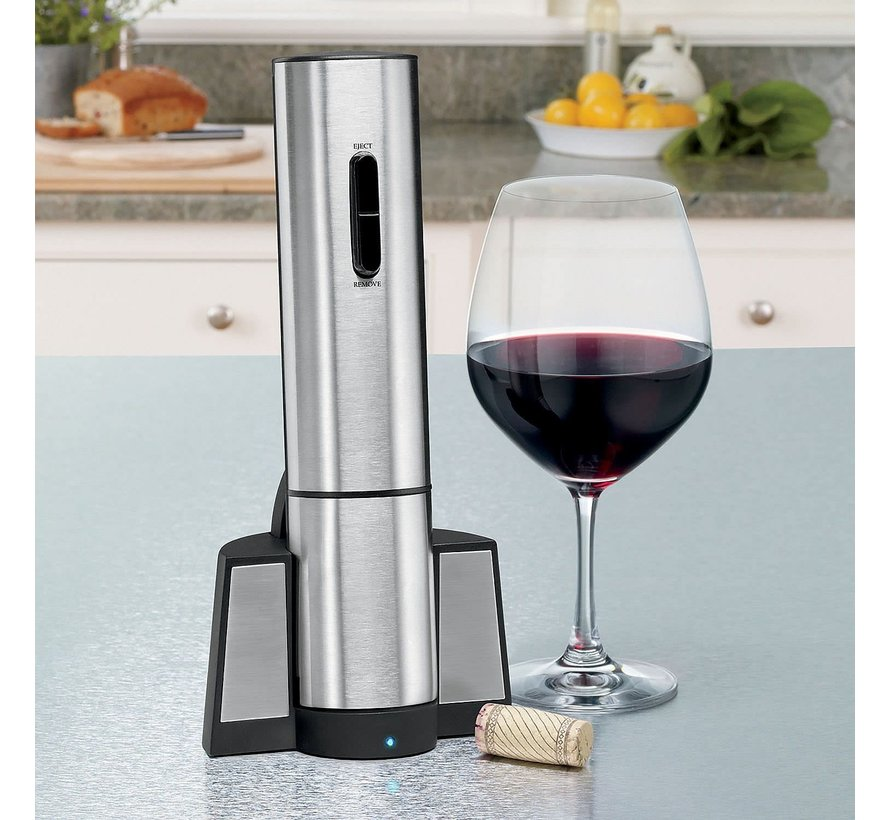 Cordless Rechargeable Wine Opener