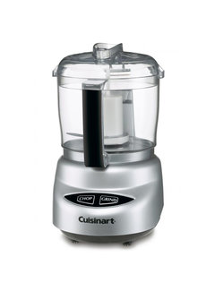 Cuisinart Mini-Prep Plus Processor - Brushed Chrome