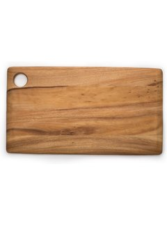 "Fox Run Ironwood Copenhagen Rectangle Board 18"" X 10"" X .75"""