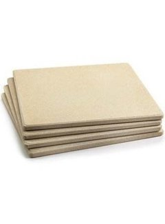 Fox Run Set of 4 Square Pizza Stones 4.75""
