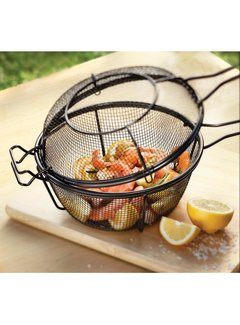 Fox Run Chef's Outdoor Grill Basket