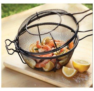 Fox Run Chef's Outdoor Grill Basket