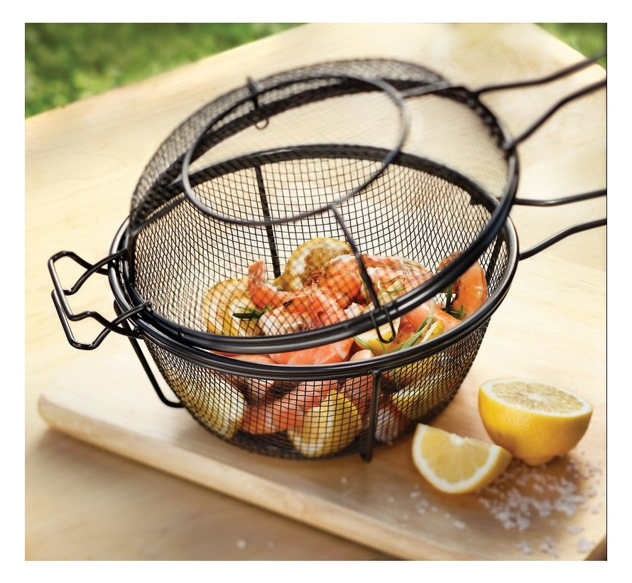 Chef's Outdoor Grill Basket