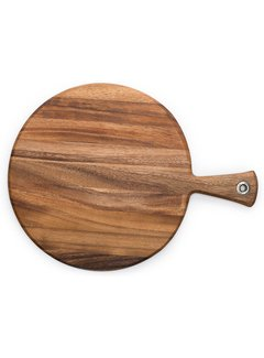 "Fox Run Ironwood Provencal Paddle 12"" X 0.5"" (Round)"