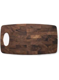 "Fox Run Ironwood Calistoga End Grain Cheese Board 15"" X 8"" X .25"""