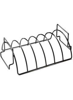 Fox Run Reversible Rib Rack (Nonstick)
