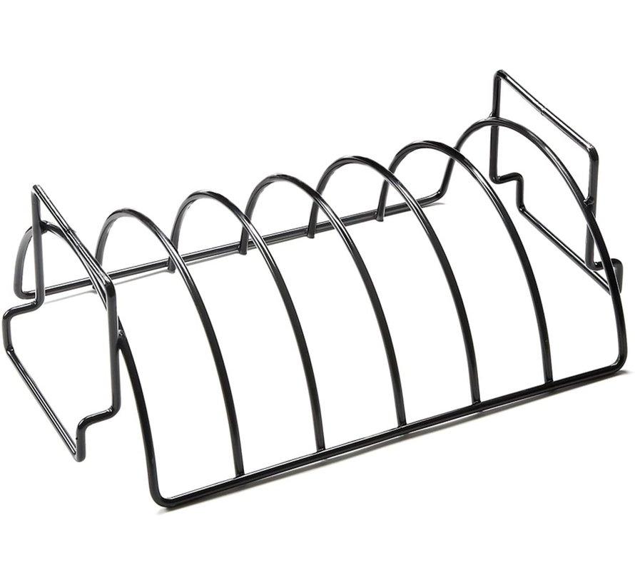 Reversible Rib Rack (Nonstick)